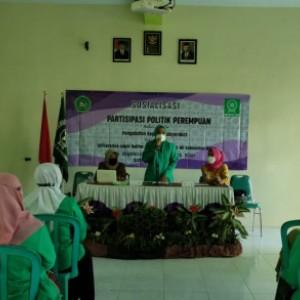 Tingkatkan Partisipasi Perempuan di Ranah Politik dan Pemerintahan, Fisipol Unisba Blitar Gandeng Fatayat NU