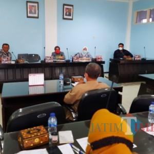 Komisi C DPRD Kota Kediri Dorong Pemkot Kediri Adanya Regulasi untuk Masyarakat Miskin Non-DTKS
