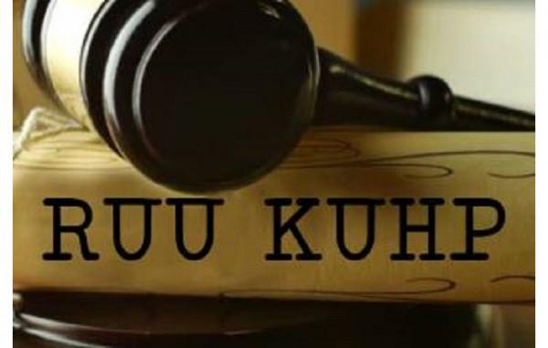 RUU KUHP (Foto: SINDOnews)
