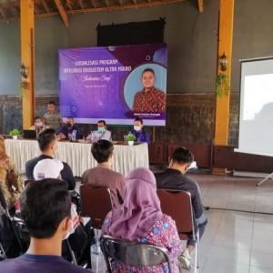 Abdul Hakim Bafagih Gelar Sosialisasi Program Integrasi Ekosistem Ultra Mikro di Nganjuk
