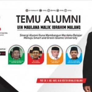 Menuju Smart and Green Islamic University, UIN Malang Perkuat Sinergitas dengan Para Alumni