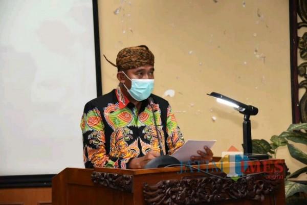 Bupati Sumenep Achmad Fauzi (Foto: Istimewa/SumenepTIMES)