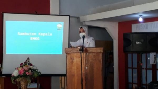 Kepala BMKG Dwikorita Karnawati (foto: istimewa)