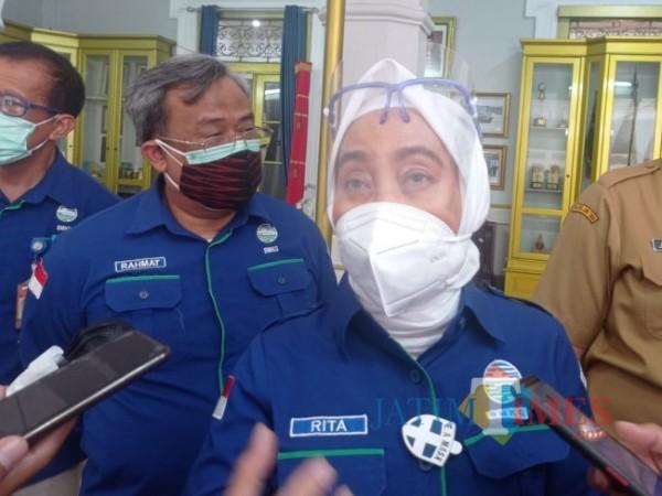 Kepala BMKG Pusat Dwikorita Karnawati (foto: Hendra Saputra/MalangTIMES)
