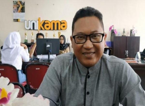 Kepala Pusat Bisnis dan Kewirausahaan Unikama, Jacob Win (Ist)