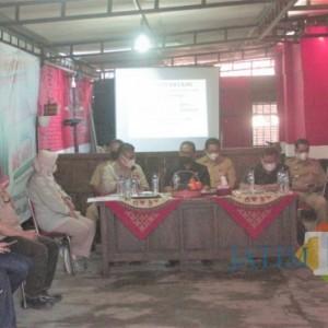 Pelaksanaan Terbaik se Jawa Timur, Program CFW di Kota Blitar Menjadi Percontohan