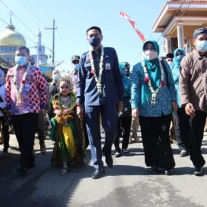 Pemkab Malang Dorong Desa Lebih Kreatif lewat Lomba Gotong-Royong