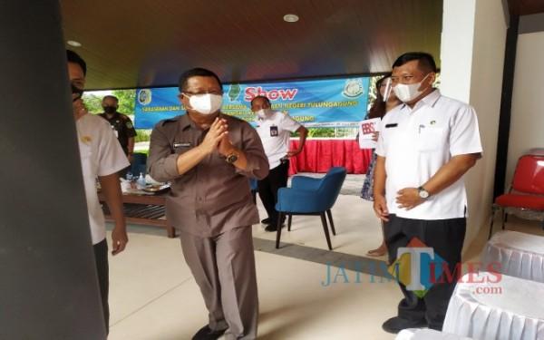 Bupati Tulungagung Maryoto Birowo /Foto : Anang Basso / Tulungagung TIMES