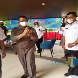 Antisipasi Klaster Bangkalan, Bupati Tulungagung Tingkatkan Kewaspadaan Prokes PPKM Mikro