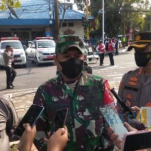 Bupati Maryoto Sebut Angka Kepatuhan Memakai Masker Capai 85 Persen