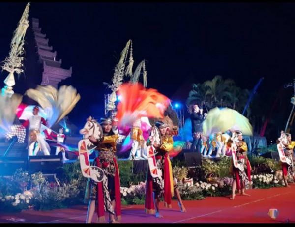 Event seni budaya di Kota Malang. (Foto: Dokumentasi JatimTIMES).