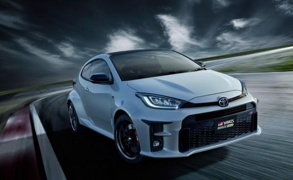 GR Yaris Morizo Selection (Foto: Toyota)