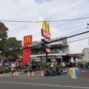 BTS Meal Dirilis, Gerai McDonal's di Kota Malang Diserbu Pembeli