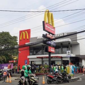 BTS Meal Dirilis, Driver Ojol di Kota Malang Ngaku Kebanjiran Rezeki