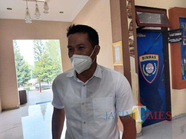 Kasat Reskrim Polres Batu AKP Jeifson Sitorus.