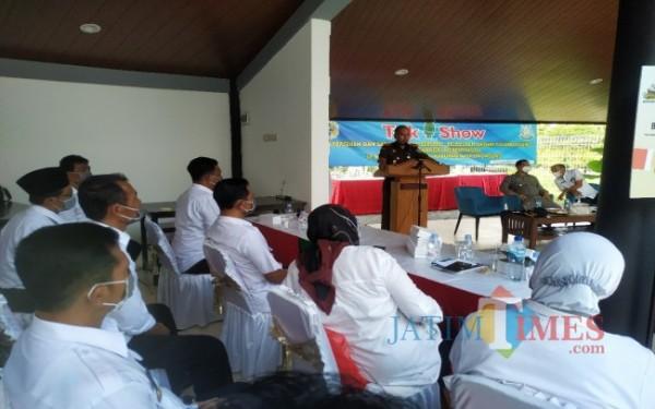 Kegiatan Jaksa Masuk Desa di Hotel Srabah Kauman / Foto : Anang Basso / Tulungagung TIMES