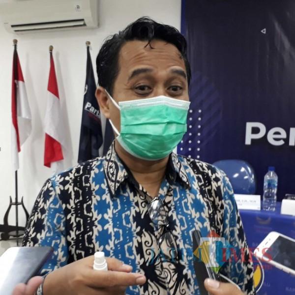 Ketua PB IDI Daeng M. Faqih. (Foto: Marzuki/SurabayaTIMES)