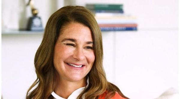 Melinda Gates (Foto: Yahoo News)