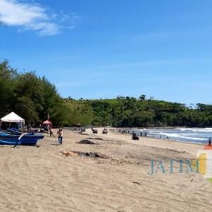 Santer Isu Tsunami, Destinasi Wisata Pantai di Kabupaten Blitar Sepi Pengunjung
