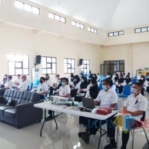 Kuatkan Tata Kelola Pemerintahan, DPUPRPKP Kota Malang Datangkan BPKP Jatim