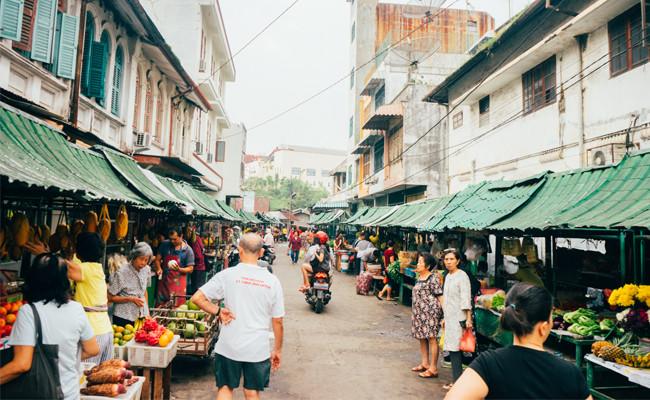 Pasar Hindu