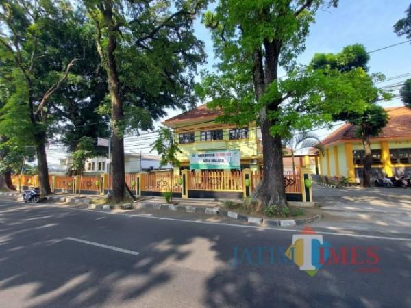 Safe House Covid-19 yang bertempat di Kampus Diklat BPSDM Jawa Timur, Jalan Kawi Nomor 41, Kota Malang, Rabu (9/6/2021). (Foto: Tubagus Achmad/MalangTIMES)