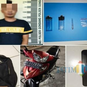 Edarkan Sabu, Pria di Tulungagung Ini Ditangkap Polisi Saat Janjian Sama Pelanggan