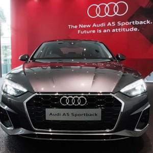 Audi Luncurkan A5 Sportback, Sedan dengan Desain Atraktif dan Sporty