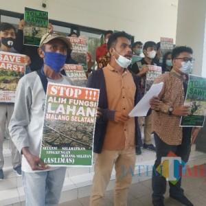 Proyeksi Kelapa Sawit di Kabupaten Malang, ASLIMAS Sebut Merusak Berbagai Sektor Hingga Korupsi
