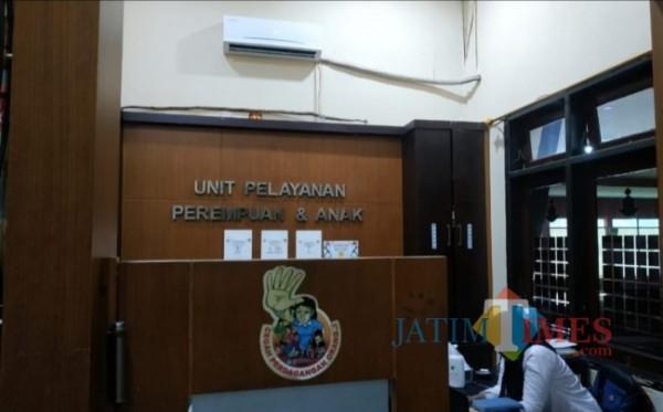 Kantor Unit PPA Polres Blitar. (Foto: Team BlitarTIMES)