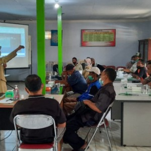 Ikuti Pelatihan dari Dispertapa, Petani Tembakau di Blitar Diajak Bertani Ramah Lingkungan