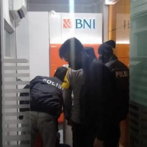 Polsek Garum Amankan Pria Pembobol Mesin ATM di SPBU
