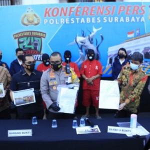 Ahli Waris Rugi Ratusan Miliaran Rupiah, Mafia Tanah di Surabaya Ditangkap Polisi