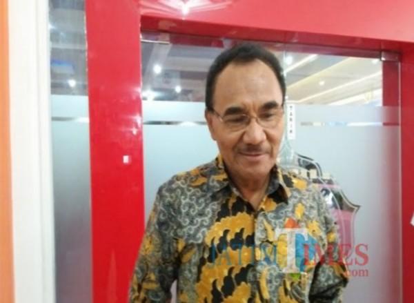 Rektor Unikama, Dr Pieter Sahertian (doc MalangTIMES)