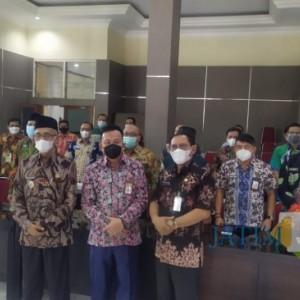 KASN Mulai Monev Lelang Jabatan Tinggi Pratama Bondowoso