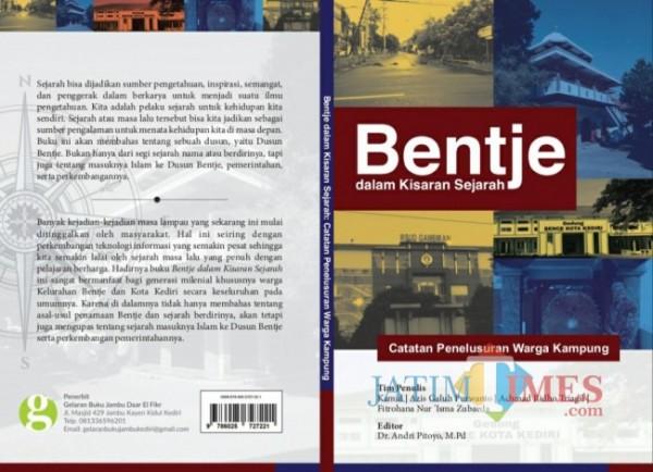 Buku Bentje dalam kisaran sejarah.(ist)