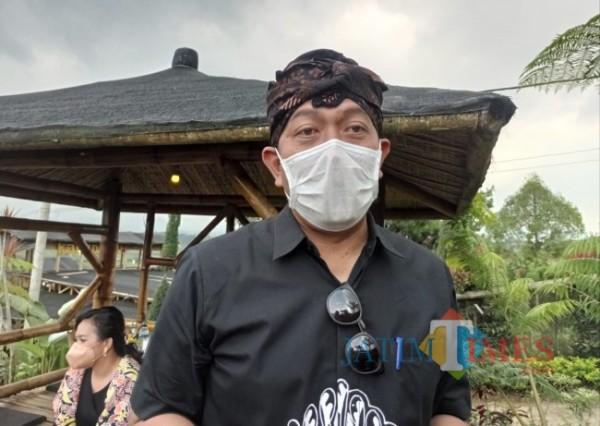 Kepala Disparbud Kabupaten Malang, Made Arya Wedanthara (foto: Hendra Saputra/MalangTIMES)