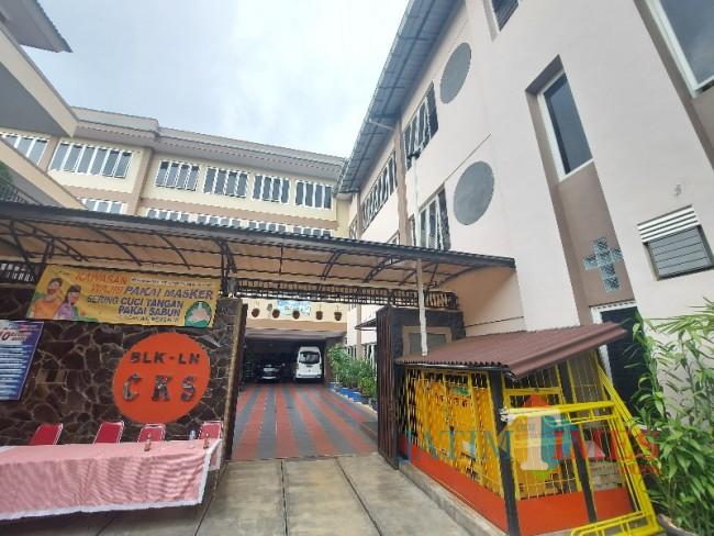 Kondisi gedung BLK-LN PT CKS.