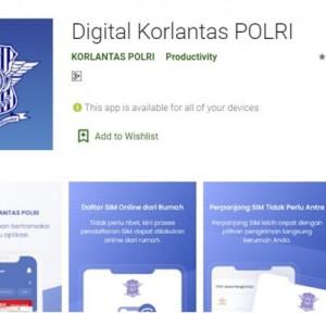 Mulai 14 Juni, Perpanjang SIM Online Sudah Bisa Digunakan di iOS