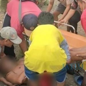 Karena Cemburu, Seorang Sopir di Lumajang Bacok Pedagang Sayur