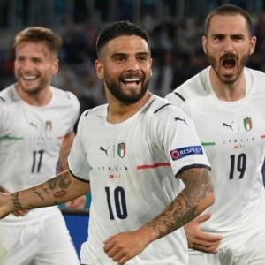 Kalahkan Turki, Italia Jadi Tim Pertama Raih Poin di Euro 2020