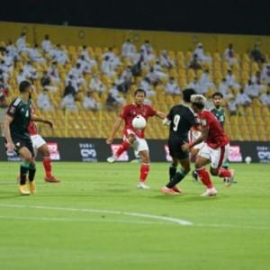 Kalah Telak 5-0, Skuad Garuda Akui Kualitas Permainan Uni Emirat Arab