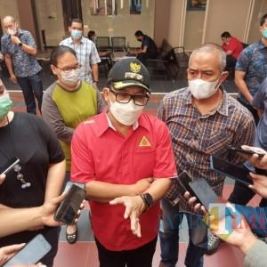 Kunjungi BLK-LN PT CKS, Wali Kota Sutiaji sebut Perlakuan Masih Wajar