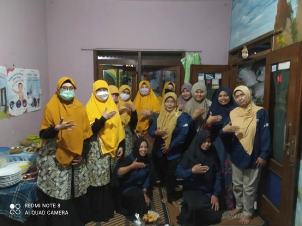 BPKK DPD PKS Kota Malang Berkunjung ke Kampung Sensasi (foto istimewa)