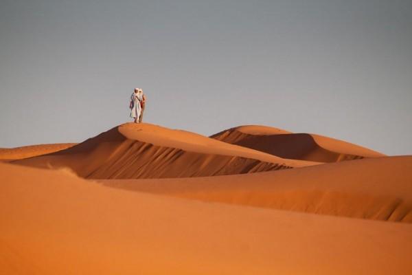 Ilustrasi gurun pasir (istimewa)