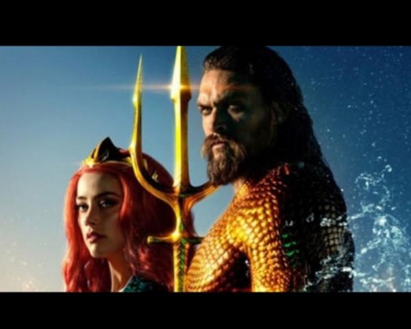 Poster film Aquaman. (Foto: DC).