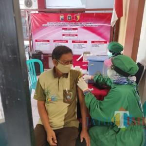 Pemkot Blitar Kejar Target Vaksinasi Covid-19, Bidik Masyarakat Umum