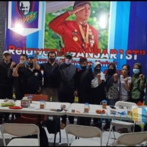 Ganjarist Madiun Siap Deklarasi Dukung Ganjar Pranowo