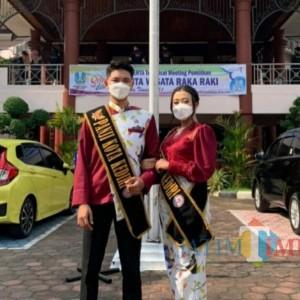 Panji Agung dan Galuh Diah, Wakili Kota Kediri di Ajang Raka-Raki Provinsi Jatim
