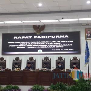 SiLPA Kota Malang Capai Rp 576 Miliar, Legislatif Minta Ada Pembenahan dan Tak Kambing Hitamkan Covid-19